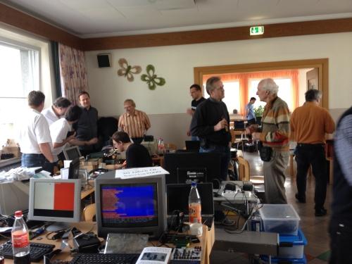 ZX Team Treffen - 1