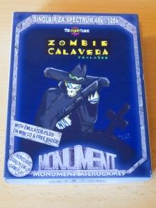 Zombie Calaverda - Hülle Vorderseite