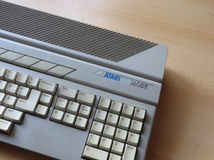 Atari 260ST - rechts