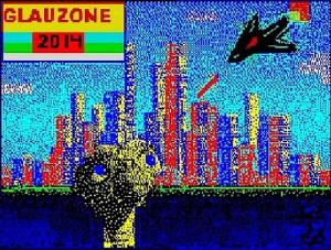 Glauzone - Ladescreen