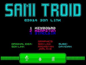 Sami Troid - Screen