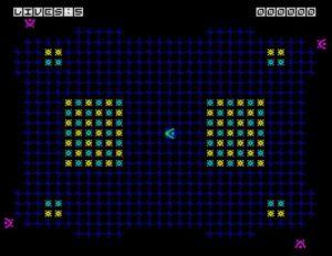 Sector - Screen