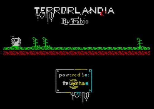 Terrorlandia - Ladescreen