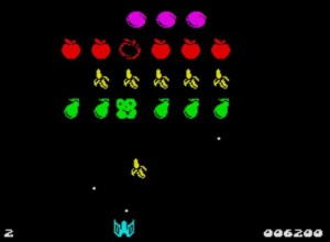 Candy Fruit Attacks - Screen