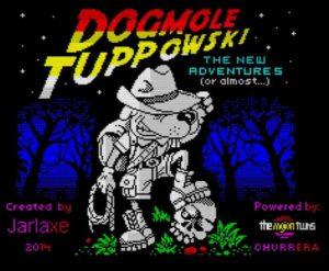 Dogmole Tuppowski - Ladescreen