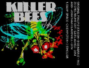 Killer Bees - Ladescreen