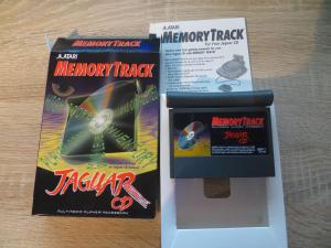 Atari Jaguar CD - Memory Track komplett