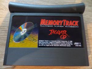 Atari Jaguar CD - Memory Track