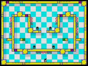 GraviBots - Screen
