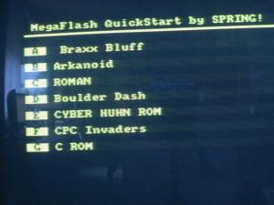 MegaFlash NG - MegaFlash Quickstart
