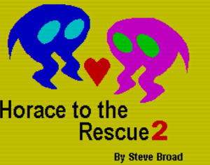 My Rendition of Horace to the Rescue2 - Ladescreen