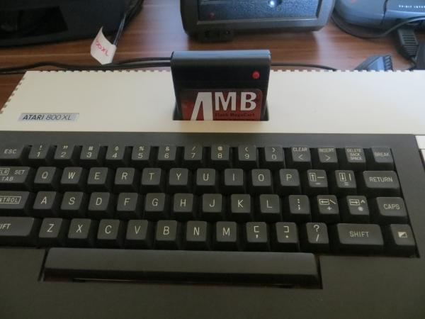 4MB Flash MegaCart im 800XL