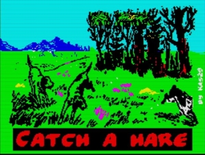 Catch A Hare - Ladescreen