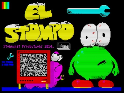 El Stompo - Ladescreen
