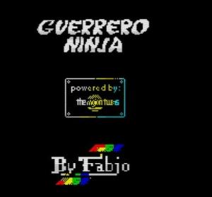 Guerrero Ninja - Ladescreen