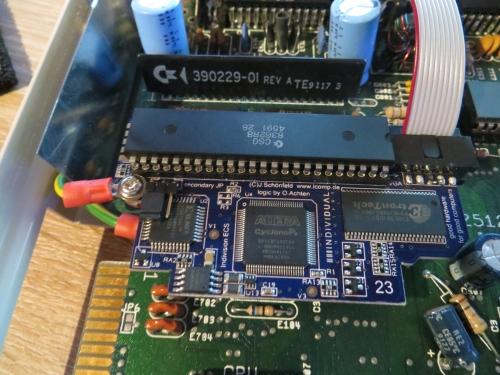 Indivision ECS - fertig eingebaut