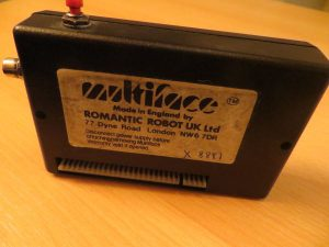 Multiface One - Rückseite