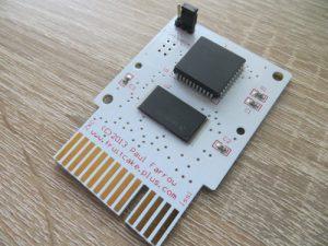 ZXC4 - Platine Oberseite