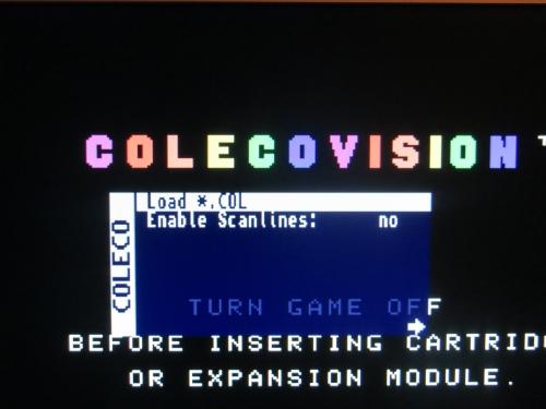 MIST - Colecovision Core