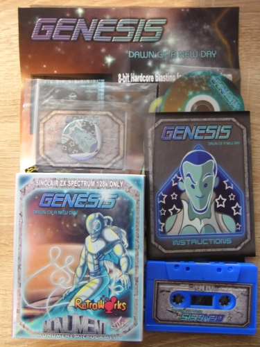 Genesis - Dawn of a new Day - physischer Release