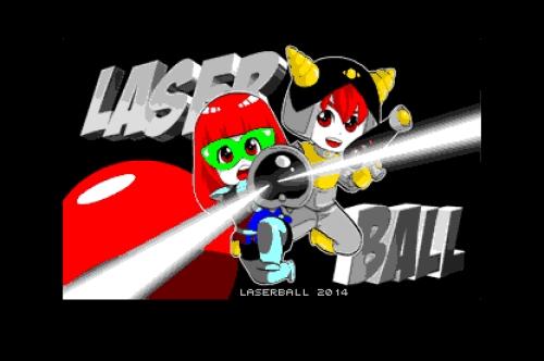 Laserball 2014 - Ladescreen
