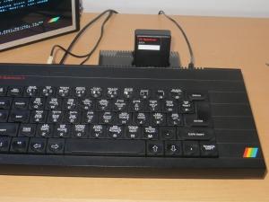 ZXC4 mit Spectrum
