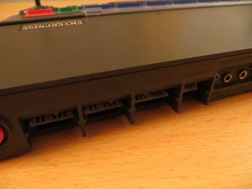 Enterprise 128 - Rückseite 1
