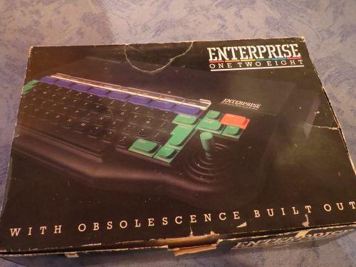 Enterprise 128 - Verpackung
