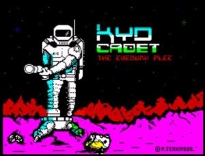 Kyd Cadet 3 - Ladescreen