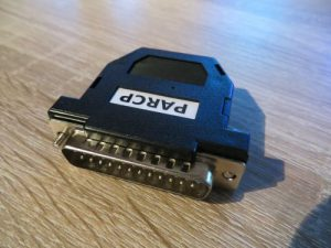 PARCP USB - Parallel-Anschluß