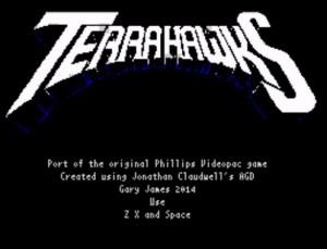 Terrahawks - Screen