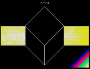 X=Y=Z - Ladescreen