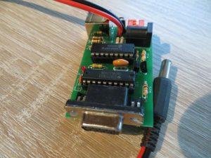 CPC Maus Adaper - Joystick Anschluß