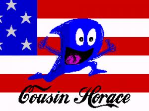 Cousin Horace - Ladescreen