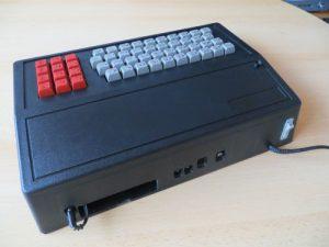 DKtronics -Tastatur Rückseite