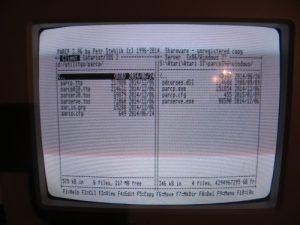 PARCP - Client Atari
