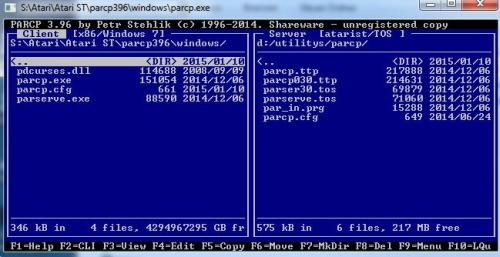 PARCP - Client PC