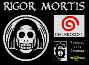 Rigor Mortis - Ladescreen