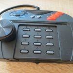 Atari Jaguar - Rotary Controller