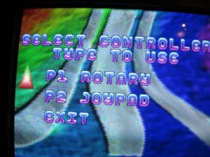 Rotary Controller Einstellungen für Tempest 2000