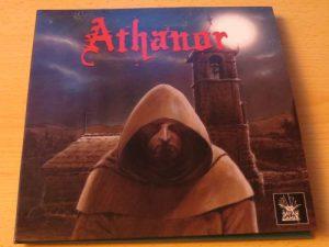 Athanor - Vorderseite