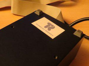 Beta Disk - Diskettenlaufwerk Unterseite