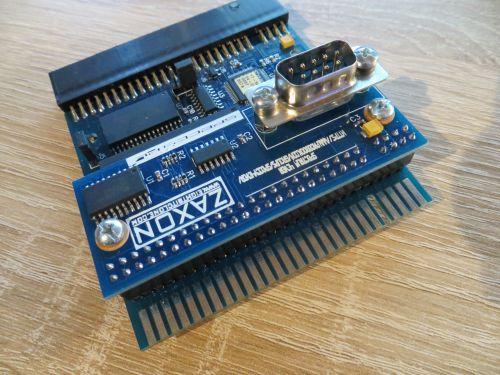 Kempston Interface für Zaxon DIVMMC - zusammen mit DIVMMC