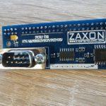 Kempston Interface für Zaxon DIVSD - Oberseite