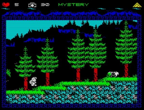 Mystery - Screen