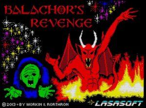 Balachors Revenge - Ladescreen