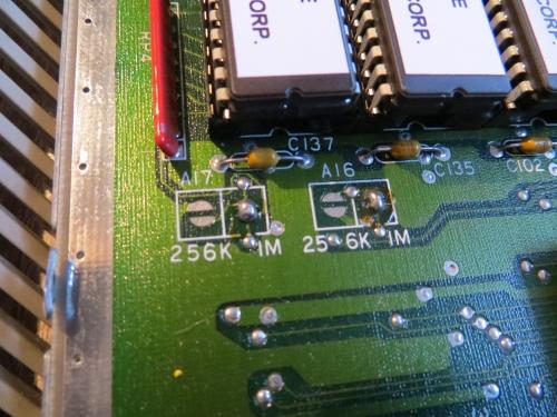 Atari 1040 STF - TOS - Brücke 1 und 2