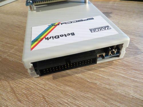 Beta Disk 128 Clone - Floppyanschluss