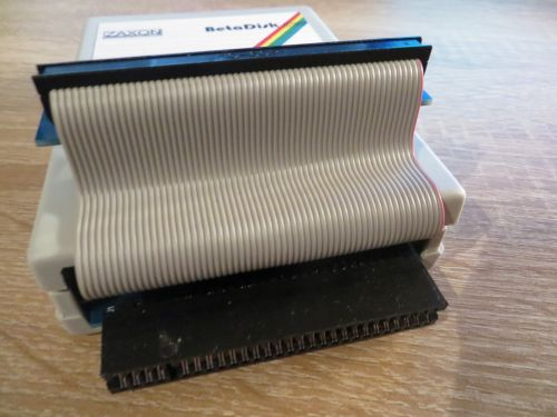 Beta Disk 128 Clone - Interfaceanschluss