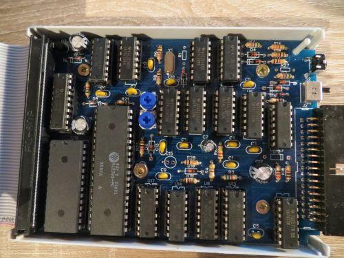 Beta Disk 128 Clone - Platine